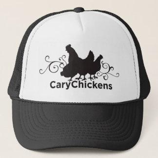 Cary hönor truckerkeps