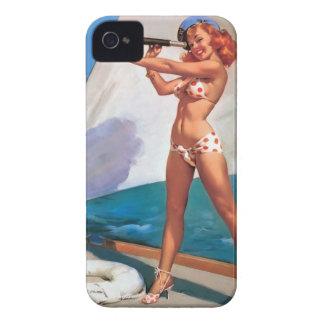Case-Mate iPhone 4 FODRAL