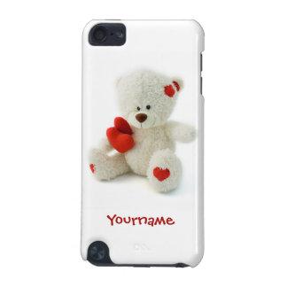 Cases för anpassningsbar för kärleknallevalentin iPod touch 5G fodral