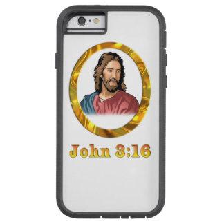 Cases för John 3:16telefon Tough Xtreme iPhone 6 Case
