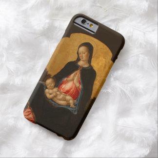 "Cases ""för Madonna & barn"" vintagekonst Barely There iPhone 6 Fodral"