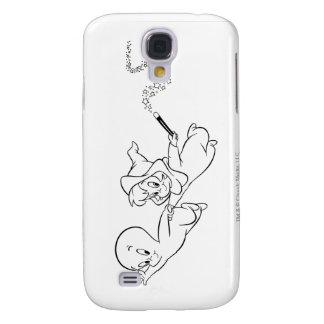 Casper och Wendy flyg Galaxy S4 Fodral