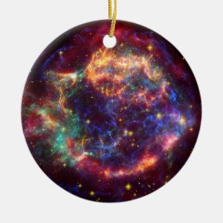 Cassiopeiakonstellation Julgransprydnad Keramik