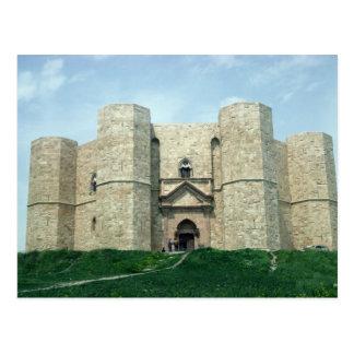 Castel del Monte Vykort