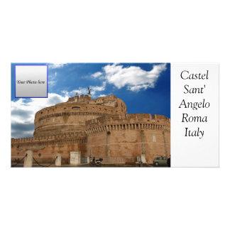 Castel Sant'Angelo Hälsningskort Med Foto
