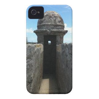 Castillo de San Marcos Turret, St Augustine, FL Case-Mate iPhone 4 Case