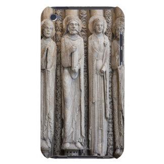 casts av statyer från facaden av Chartres Barely There iPod Hud