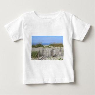 Caswell strand, NC-land och sjölandskap T Shirts