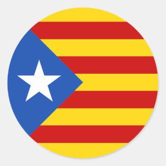 Catalonia Estrellada klistermärke