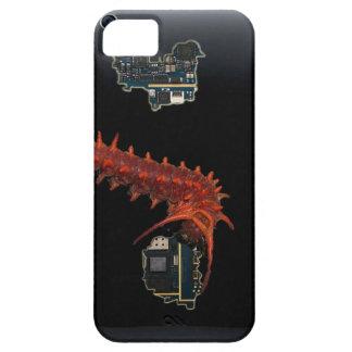 Caterpillar attack iPhone 5 cover