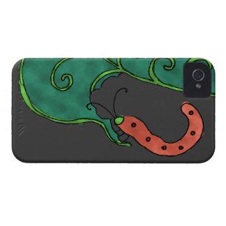 Caterpillar förbereder sig för en resa iPhone 4 Case-Mate case