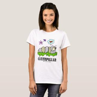 Caterpillar vid Lorenzo kvinna T-tröja Tee Shirt