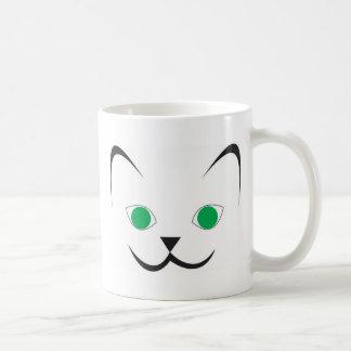 catface lycklig Kat-produktionmugg Kaffe Mugg
