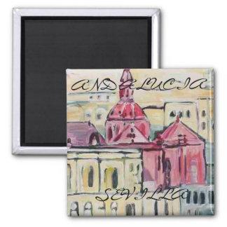 Cathedral_Sevilla SEVILLA, ANDALUCIA Magnet