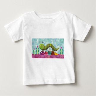 Catty Caterpillar T-tröja Tshirts