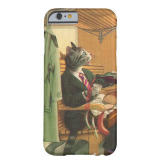 CATWALKS: Katastrof - knappt där fodral för iPhone Barely There iPhone 6 Fodral