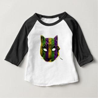 Catwomanen Mardi Gras maskerar Tröjor