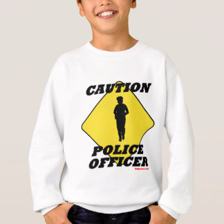 Caution_Police_Officer2.gif T Shirt