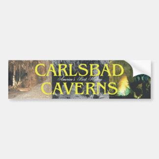 Caverns för ABH Carlsbad Bildekal