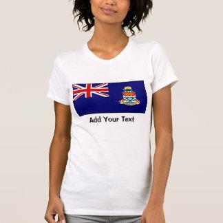 Cayman Islands - Caymanian flagga T Shirts
