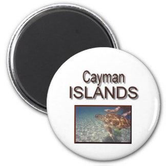 Cayman Islands sköldpadda Magnet