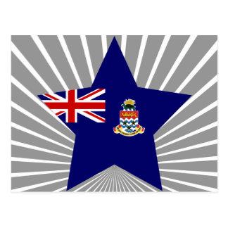 Cayman+Östjärna Vykort