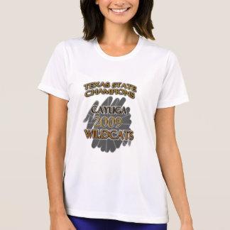 CayugavildkattTexas statliga mästare 2009! T-shirts