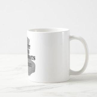 CB för marinbrorsdottermoster Kaffemugg