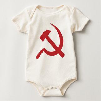 cccp ussr bultar och skäran bodies för bebisar