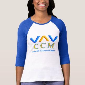 CCM 3/4 muff skjorta T Shirts
