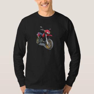 CCM motorcykel R30 i rött T Shirt