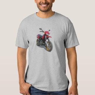 CCM motorcykel R30 i rött T-shirt