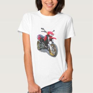 CCM motorcykel R30 i rött Tee Shirts