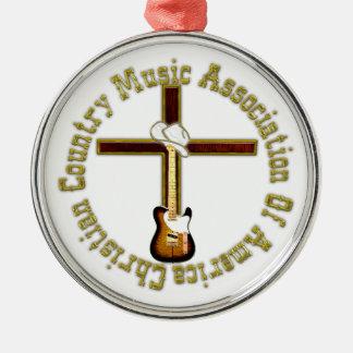 CCMAOA-medlemmar Julgransprydnad Metall
