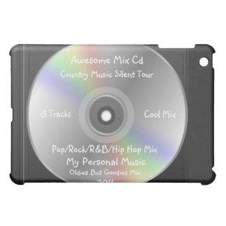 CD iPadfodral för välfylld blandning iPad Mini Skal