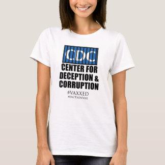 CDC centrerar protest för Tröjor