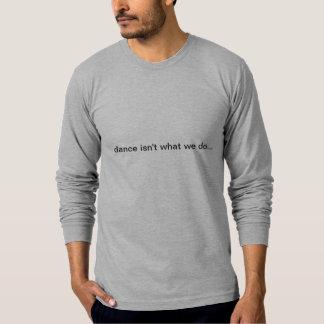 Cdc-långärmadskjorta T-shirt