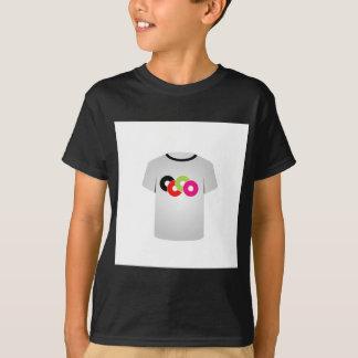 CDs för musik för T-skjortamall T Shirt