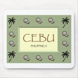 CEBU Philippines Mousepad Musmatta