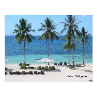 Cebu Philippines Vykort