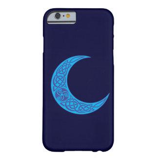 Celtic blåttmåne barely there iPhone 6 skal