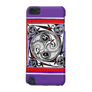 Celtic design iPod touch 5G fodral