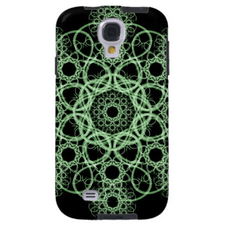 Celtic diskettMandala Galaxy S4 Fodral