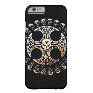 Celtic död cirklar barely there iPhone 6 skal