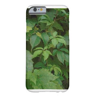 celtic druvafodral för grön skogsmark barely there iPhone 6 skal