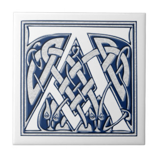 Celtic en Monogram Kakelplatta