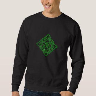 Celtic fnurra - diamantT-tröja Långärmad Tröja