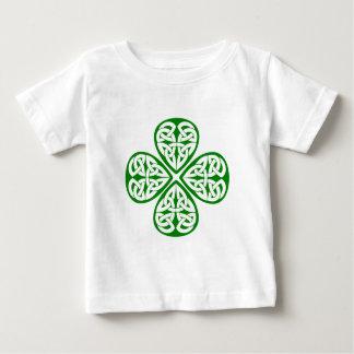 celtic fnurra för grön shamrock tröja