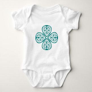 Celtic fnurra för krickaShamrock Tee Shirt