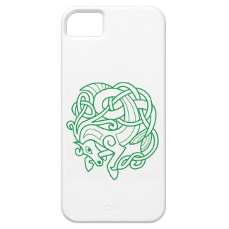 Celtic häst iPhone 5 Case-Mate skydd
